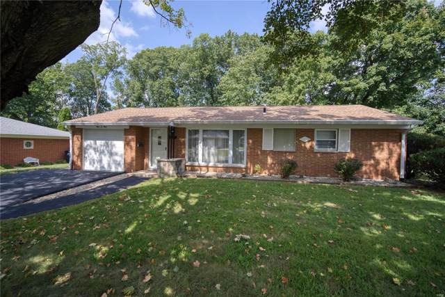 909 Clearview Drive, Belleville, IL 62223 (#19071654) :: Fusion Realty, LLC