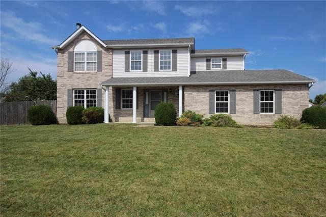 520 Fairwood Hills, O'Fallon, IL 62269 (#19071670) :: Fusion Realty, LLC