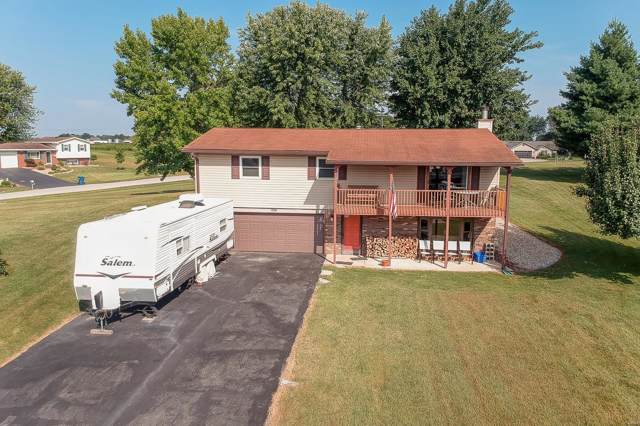 1405 Britany Court, Edwardsville, IL 62025 (#19071674) :: Holden Realty Group - RE/MAX Preferred