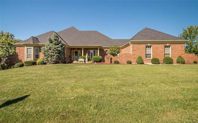 616 Roundstone, Weldon Spring, MO 63304 (#19072025) :: Clarity Street Realty