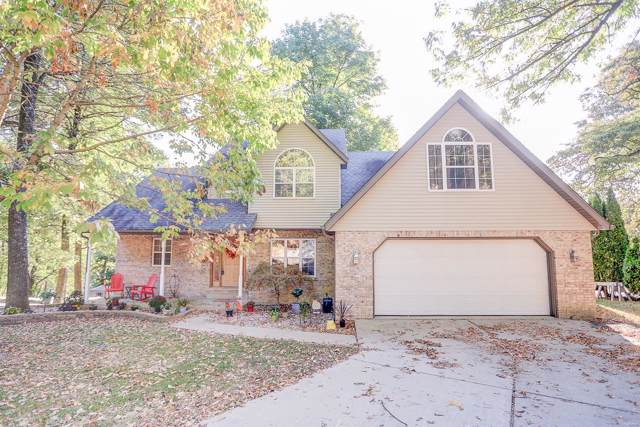 114 Hideaway Hollow, Shiloh, IL 62269 (#19072137) :: Holden Realty Group - RE/MAX Preferred