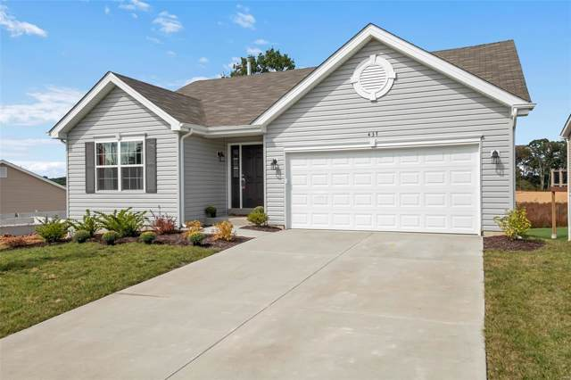 437 Dusty Brook Drive, O'Fallon, MO 63366 (#19072259) :: Matt Smith Real Estate Group