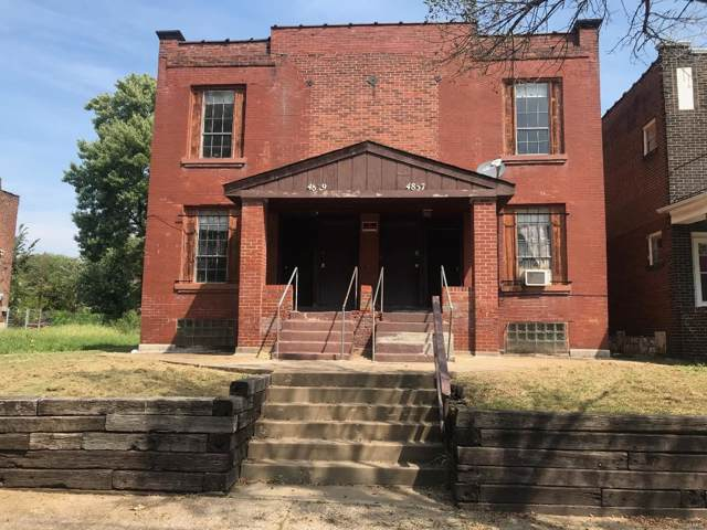 4837 Northland Avenue, St Louis, MO 63113 (#19072316) :: St. Louis Finest Homes Realty Group