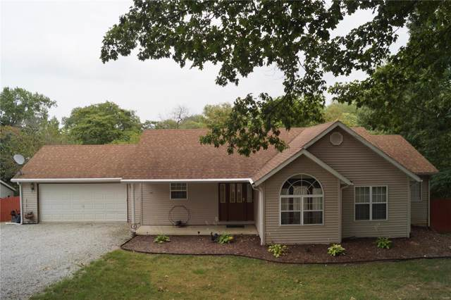 106 Hideaway Hollow, Shiloh, IL 62269 (#19072323) :: Holden Realty Group - RE/MAX Preferred