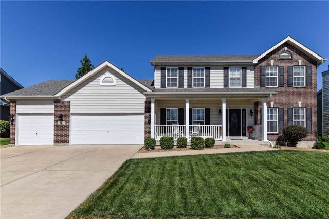505 Sunshine Brook Drive, O'Fallon, MO 63366 (#19072351) :: Matt Smith Real Estate Group