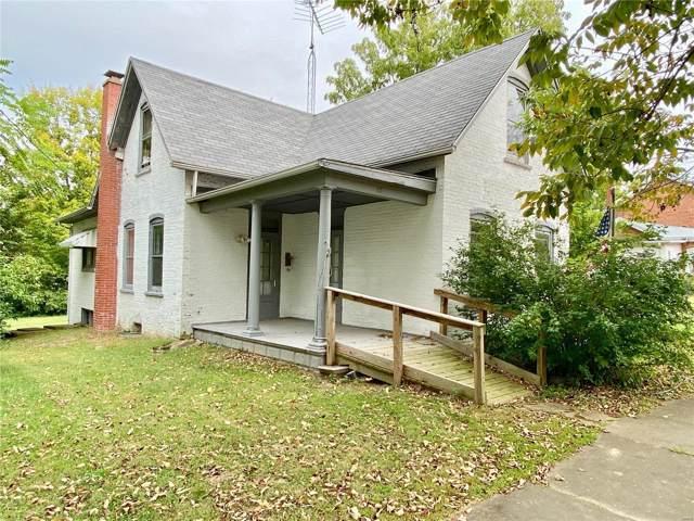 117 W Brailley Street, Hillsboro, IL 62049 (#19072425) :: Peter Lu Team