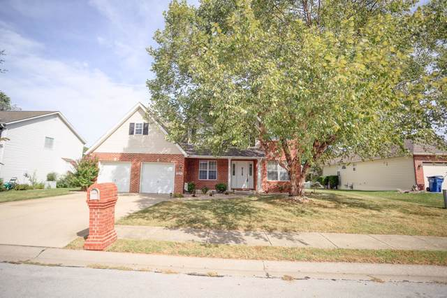 2639 Meridian Lake Drive, Shiloh, IL 62221 (#19072444) :: Holden Realty Group - RE/MAX Preferred