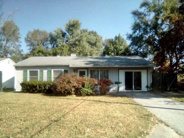 1129 Saint Benedict Drive, Cahokia, IL 62206 (#19072470) :: RE/MAX Vision