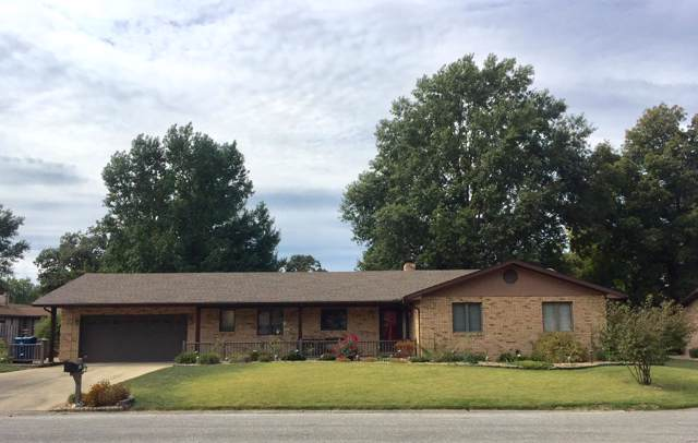 513 N Spruce, TRENTON, IL 62293 (#19072623) :: The Becky O'Neill Power Home Selling Team