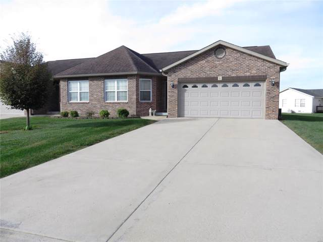91 Brooks Drive, Bethalto, IL 62010 (#19072699) :: RE/MAX Professional Realty