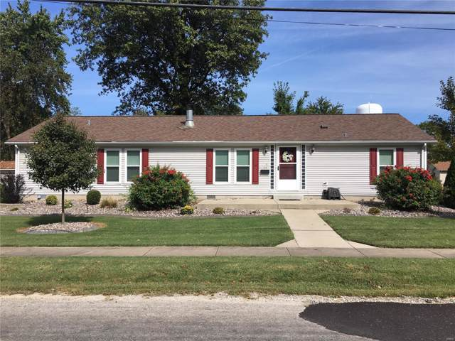 570 W Phillips Street, Freeburg, IL 62243 (#19072756) :: Peter Lu Team