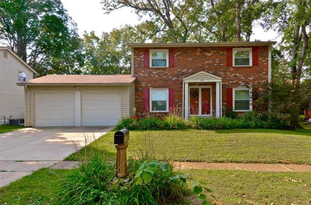 418 Genoa Drive, Manchester, MO 63021 (#19072768) :: The Kathy Helbig Group