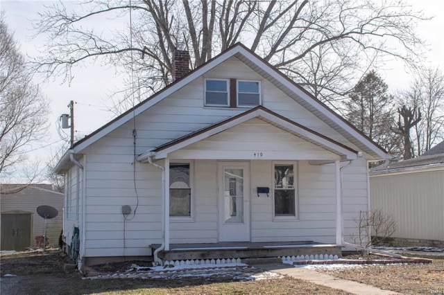 410 E Second Street, RED BUD, IL 62278 (#19072819) :: Peter Lu Team