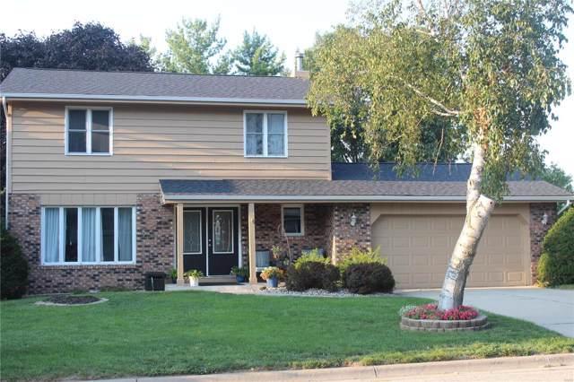 1416 Hanson Drive, Normal, IL 61761 (#19072925) :: Hartmann Realtors Inc.
