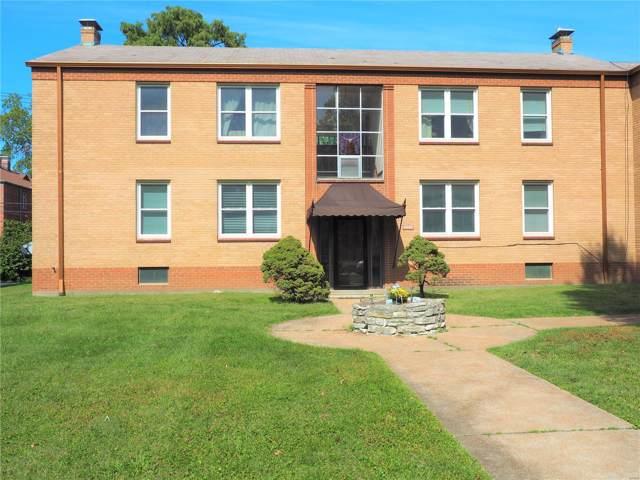 6207 Nagel Avenue 1W, St Louis, MO 63109 (#19072951) :: Realty Executives, Fort Leonard Wood LLC