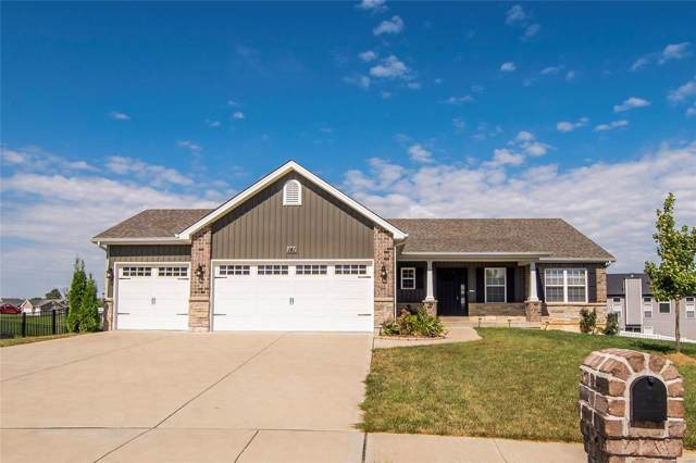141 Albany Manor Drive, Foristell, MO 63348 (#19073084) :: Barrett Realty Group