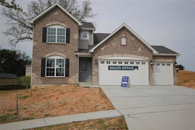 2 Bblt Hampton Model / The Bend, Manchester, MO 63021 (#19073090) :: St. Louis Finest Homes Realty Group