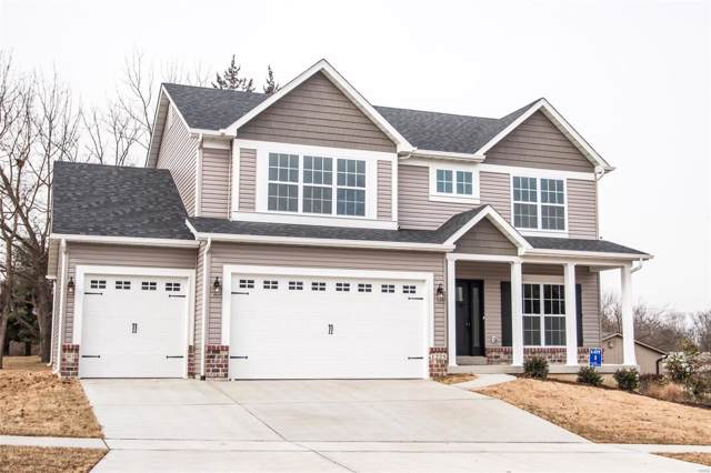 2 Bblt Prescott Model / The Bend, Manchester, MO 63021 (#19073106) :: The Kathy Helbig Group