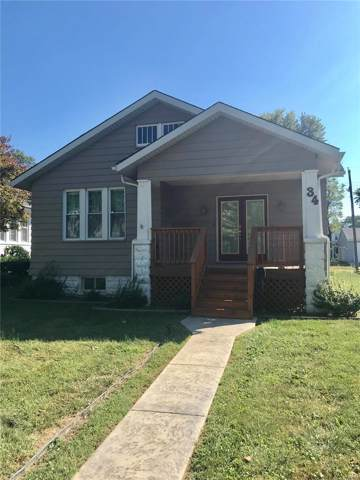 34 N 32nd Street, Belleville, IL 62226 (#19073118) :: Fusion Realty, LLC