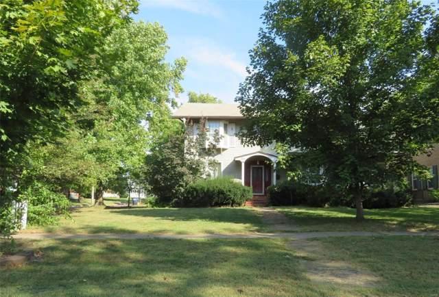 311 W Tremont Street, Hillsboro, IL 62049 (#19073175) :: Peter Lu Team