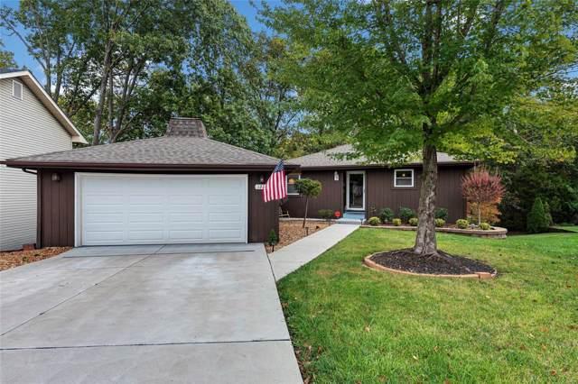 1214 Flagstone, Lake St Louis, MO 63367 (#19073209) :: Matt Smith Real Estate Group