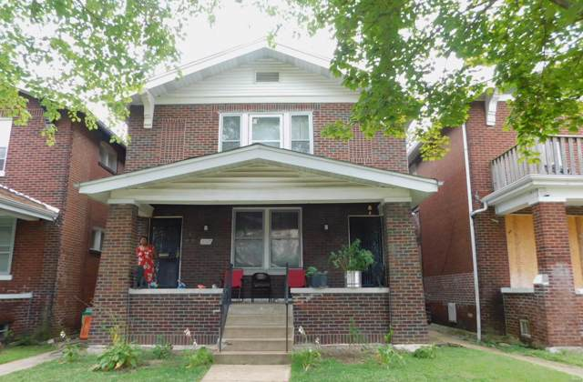 3332 Aubert Avenue, St Louis, MO 63115 (#19073329) :: Holden Realty Group - RE/MAX Preferred