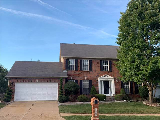 379 Arbor Glen, Ballwin, MO 63021 (#19073334) :: St. Louis Finest Homes Realty Group