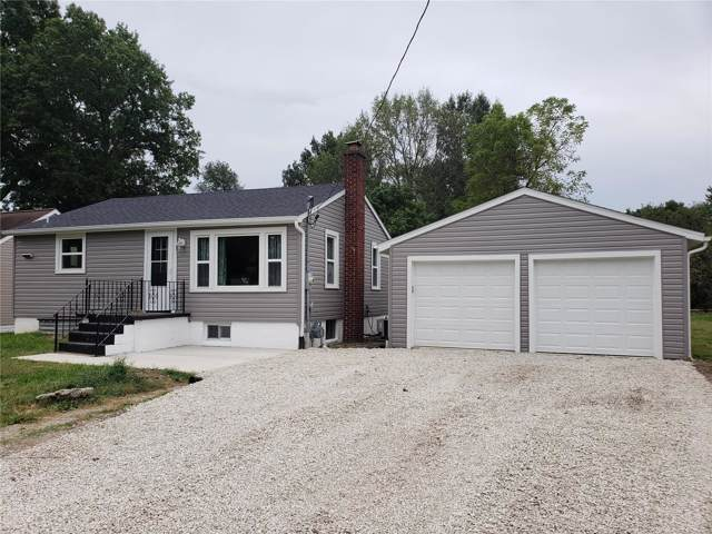 226 S 2nd, Shiloh, IL 62269 (#19073349) :: Holden Realty Group - RE/MAX Preferred