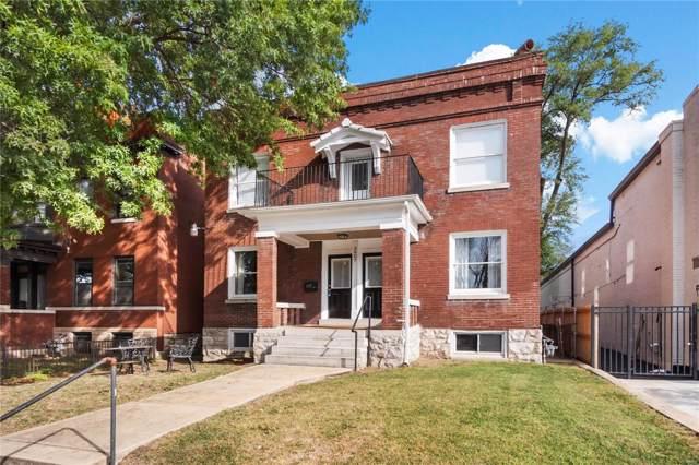 3907 Shaw Boulevard, St Louis, MO 63110 (#19073441) :: Matt Smith Real Estate Group