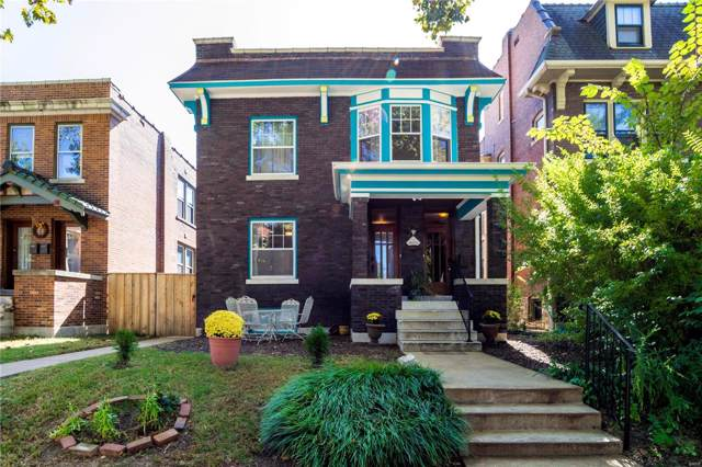 6022 Pershing Avenue, St Louis, MO 63112 (#19073476) :: Matt Smith Real Estate Group