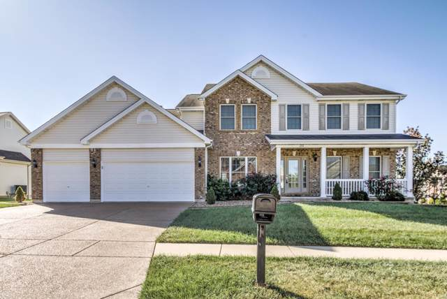 1231 Twinleaf Circle, Saint Peters, MO 63376 (#19073517) :: Clarity Street Realty