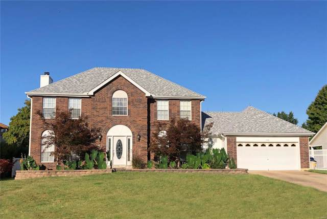 119 Robins Song Drive, Ellisville, MO 63021 (#19073612) :: The Kathy Helbig Group