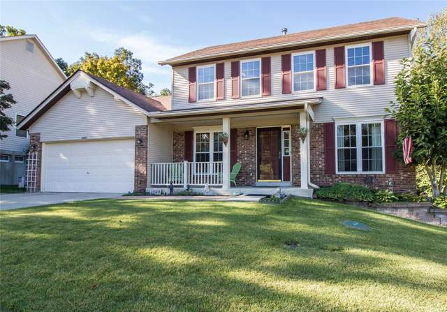 3549 Summerlyn Drive, St Louis, MO 63129 (#19073628) :: Matt Smith Real Estate Group