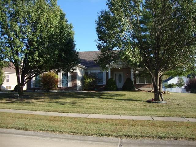 1010 Highland Estates, Wentzville, MO 63385 (#19073679) :: Peter Lu Team