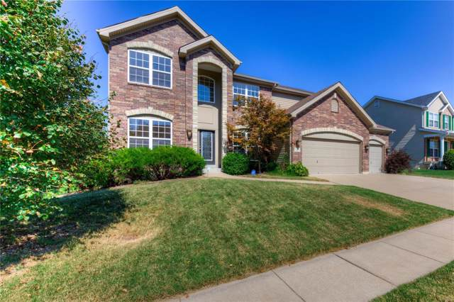 261 Magnolia Trace, Ballwin, MO 63021 (#19073761) :: St. Louis Finest Homes Realty Group