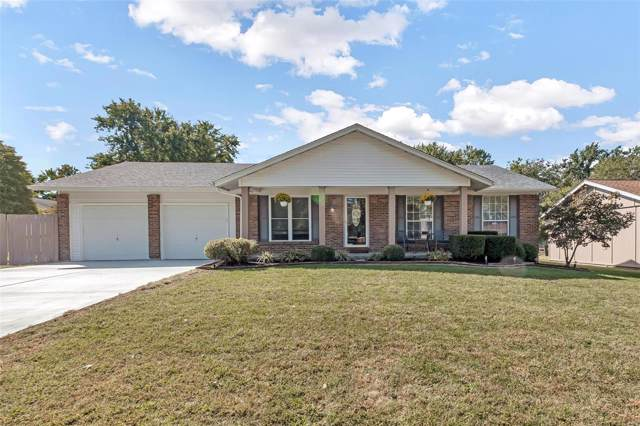 3810 Summerfield Parkway, Saint Charles, MO 63304 (#19073839) :: Holden Realty Group - RE/MAX Preferred