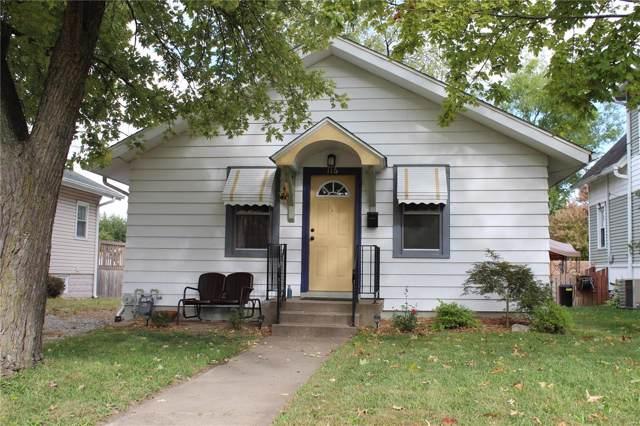 116 N Fillmore Street, Edwardsville, IL 62025 (#19073845) :: Fusion Realty, LLC