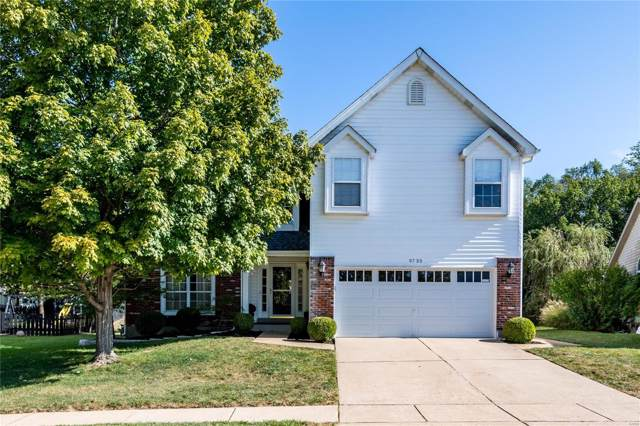 9735 Concord Hills Court, St Louis, MO 63123 (#19073873) :: Peter Lu Team