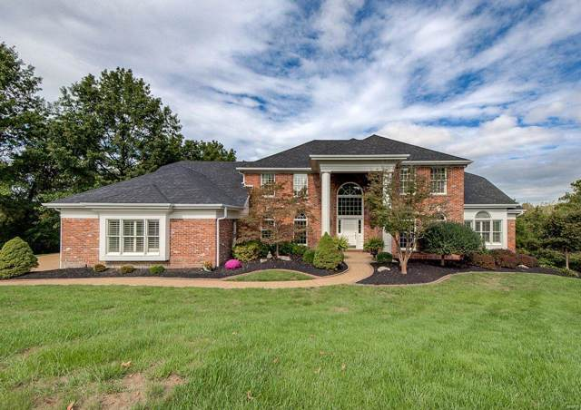 17758 Drummer Lane, Chesterfield, MO 63005 (#19073892) :: The Becky O'Neill Power Home Selling Team