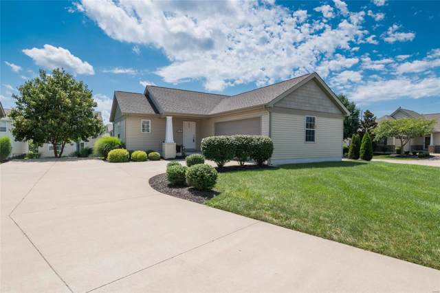 1238 Harmony Lake Drive, Saint Peters, MO 63376 (#19073906) :: Realty Executives, Fort Leonard Wood LLC
