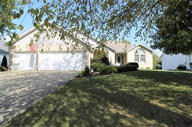 119 Stonebridge Manor, Maryville, IL 62062 (#19074004) :: Hartmann Realtors Inc.