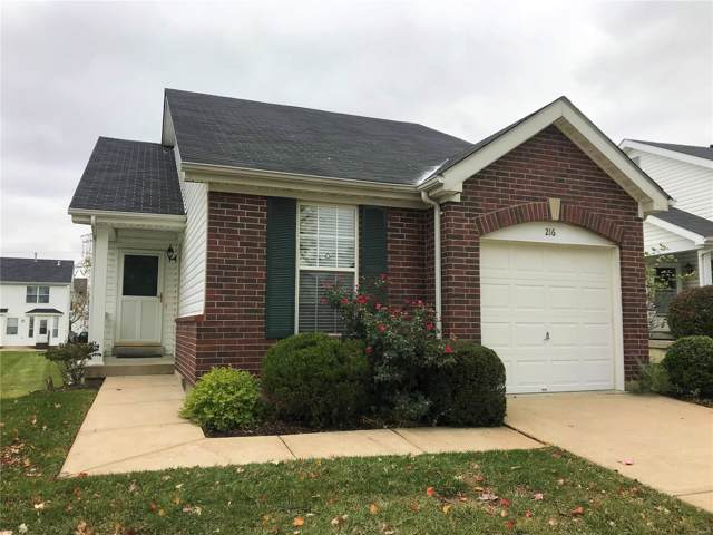 216 Centerfield Drive, O'Fallon, MO 63366 (#19074105) :: Holden Realty Group - RE/MAX Preferred