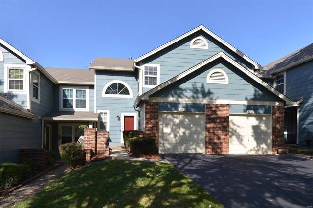 3144 Autumn Trace, Maryland Heights, MO 63043 (#19074123) :: Peter Lu Team