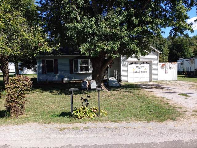 604 Middle St, PRAIRIE DU ROCHER, IL 62277 (#19074193) :: Fusion Realty, LLC