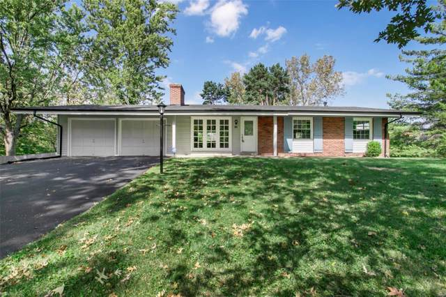 120 Brookside Court, Unincorporated, MO 63146 (#19074343) :: The Kathy Helbig Group