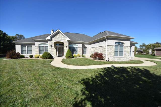 1471 Pasteur Lane, Swansea, IL 62226 (#19074396) :: Holden Realty Group - RE/MAX Preferred