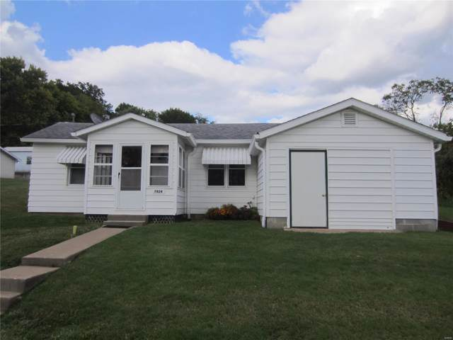 7824 State Hwy 96, MOZIER, IL 62070 (#19074434) :: The Kathy Helbig Group