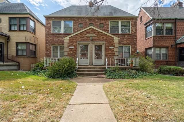 6358 Bancroft Avenue, St Louis, MO 63109 (#19074440) :: Clarity Street Realty