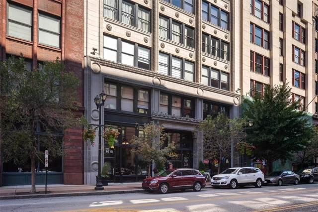 1015 Washington Avenue #202, St Louis, MO 63101 (#19074474) :: The Becky O'Neill Power Home Selling Team