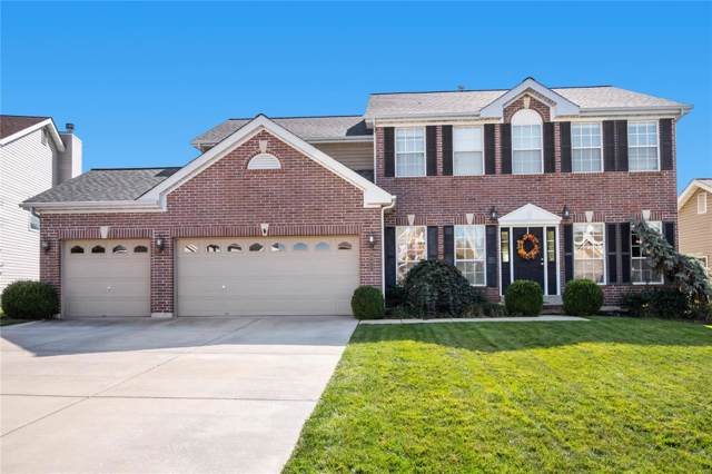 206 Graygate Court, Lake St Louis, MO 63367 (#19074524) :: The Kathy Helbig Group